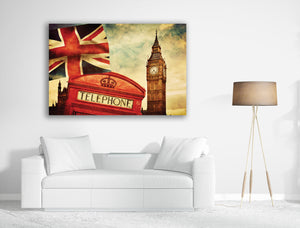 England Memories - Gallery Wrap Canvas w/ COA (Various Sizes)