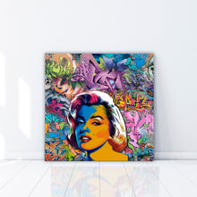 Load image into Gallery viewer, Marilyn Monroe 3 - Gallery Wrap Canvas w/ COA (Various Sizes)