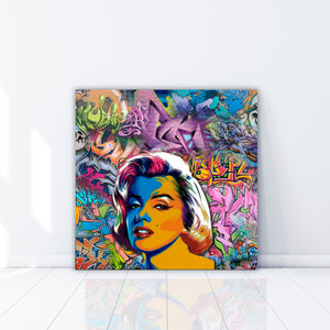 Marilyn Monroe 3 - Gallery Wrap Canvas w/ COA (Various Sizes)