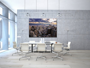 New York, New York - Gallery Wrap Canvas w/ COA (Various Sizes)