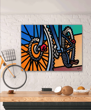 Load image into Gallery viewer, Rollin Out - Lisa Lopuck - Gallery Wrap Canvas w/ COA (Various Sizes)