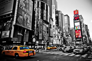 Time Square NYC - Gallery Wrap Canvas w/ COA (Various Sizes)