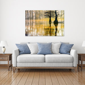 Reflection - Gallery Wrap Canvas w/ COA (Various Sizes)