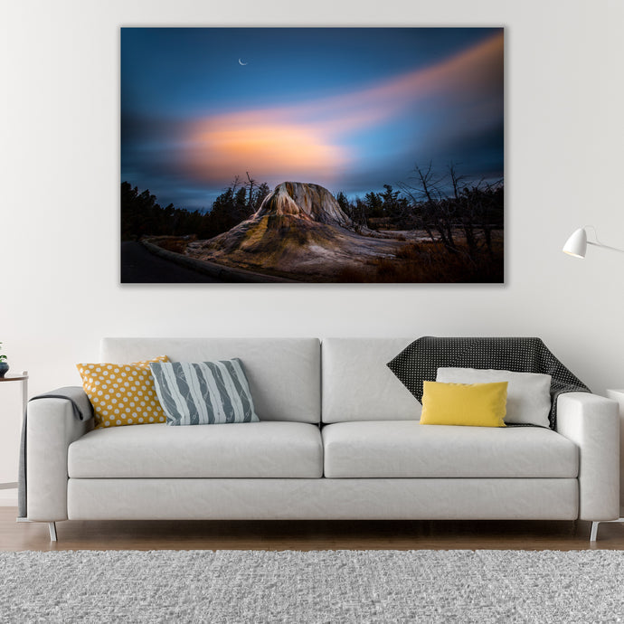 Blue Dawn - Gallery Wrap Canvas w/ COA (Various Sizes)
