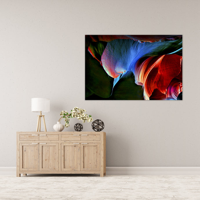 Rainbow Bright  - Gallery Wrap Canvas w/ COA (Various Sizes)