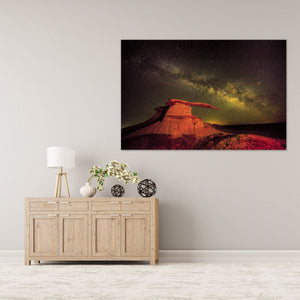 King of Wings - Gallery Wrap Canvas w/ COA (Various Sizes)