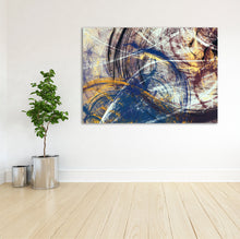 Load image into Gallery viewer, Nebula - Gallery Wrap Canvas w/ COA (Various Sizes)