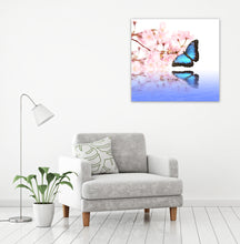 Load image into Gallery viewer, Butterfly 01  - Gallery Wrap Canvas w/ COA (Various Sizes)