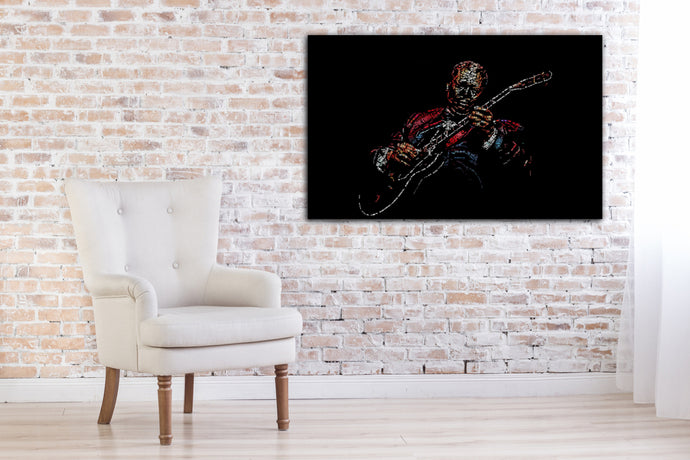 BB King - Gallery Wrap Canvas w/ COA (Various Sizes)