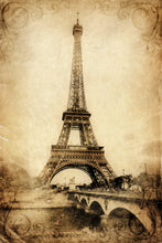 Load image into Gallery viewer, Eiffel Tower - Gallery Wrap Canvas w/ COA (Various Sizes)