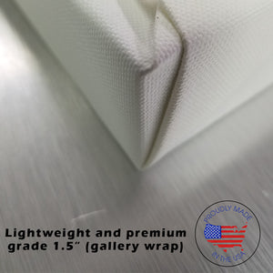 Kassope - Gallery Wrap Leaner Canvas w/ COA (Various Sizes)