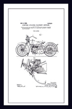 Load image into Gallery viewer, Patent Print, Wall Decor, 1934 Lasalle Art prints, Patent canvas Art, old card canvas prints, Man Cave  Art, WAFX001_MCA1934LASAPatent Print, Wall Decor, art prints, Patent canvas Art, old  Harley Davidson canvas prints, Man Cave  Art