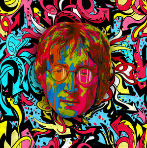 John Lennon - Gallery Wrap Canvas w/ COA (Various Sizes)