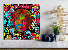 Load image into Gallery viewer, John Lennon - Gallery Wrap Canvas w/ COA (Various Sizes)