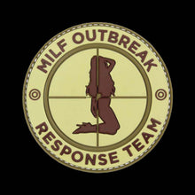 Load image into Gallery viewer, Milf Outbreak Response Team - Gallery Wrap Canvas w/ COA (Various Sizes)
