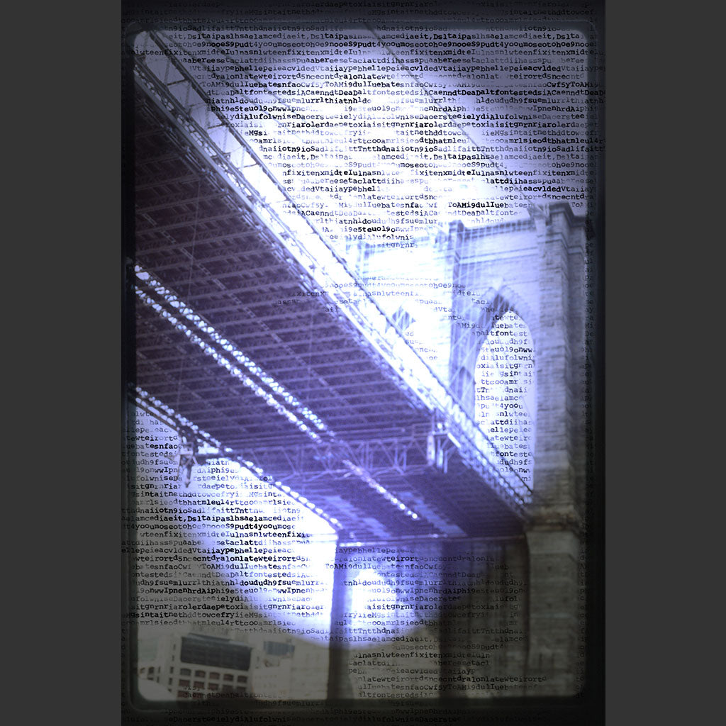 Brooklyn Bridge Photography |  on Canvas - FranLamothe