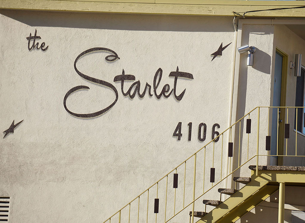 The Starlet Hotel Art Photography | Fine Art Paper - FranLamothe