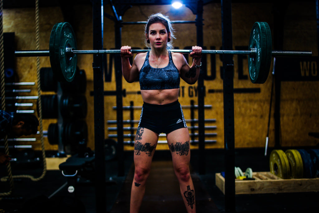 ONLY TRAINING 14.8.19 SQUAT - JERK - SINGLE LEG - DL