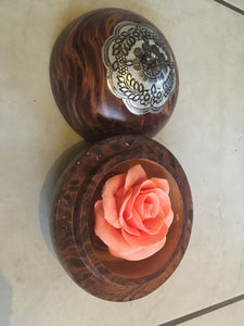 Rose Orange (18cm)