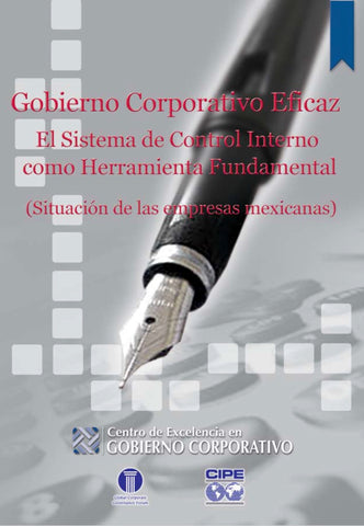 GOBIERNO CORPORATIVO EFICAZ [Online Version]