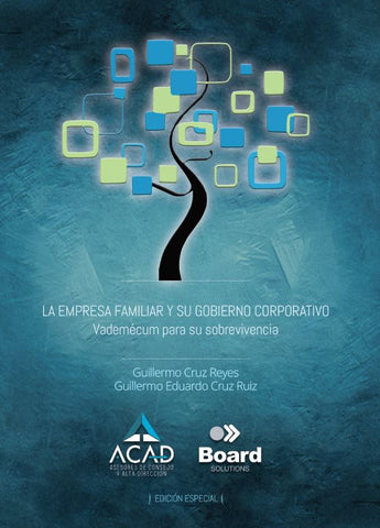 LA EMPRESA FAMILIAR Y SU GOBIERNO CORPORATIVO [Online Version] [NEW BOOK!]