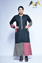 Load image into Gallery viewer, Habasyah Maxi Dress/abaya