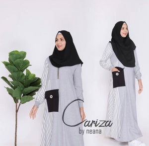 Cariza Dress 100% Cotton