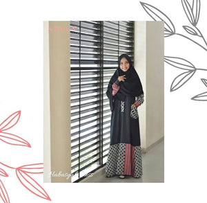 Habasyah Maxi Dress/Abaya