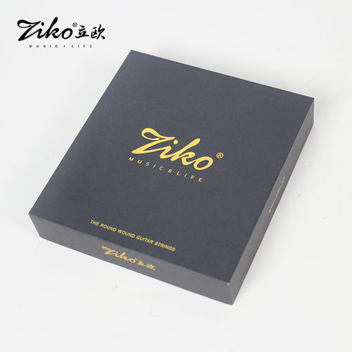 Ziko Extra Light Phosphor Bronze Coated Acoustic Guitar Strings