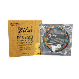 Ziko Colorful Classical Guitar Strings