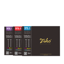 Load image into Gallery viewer, Ziko Light Phosphor Bronze Coated Acoustic Guitar Strings
