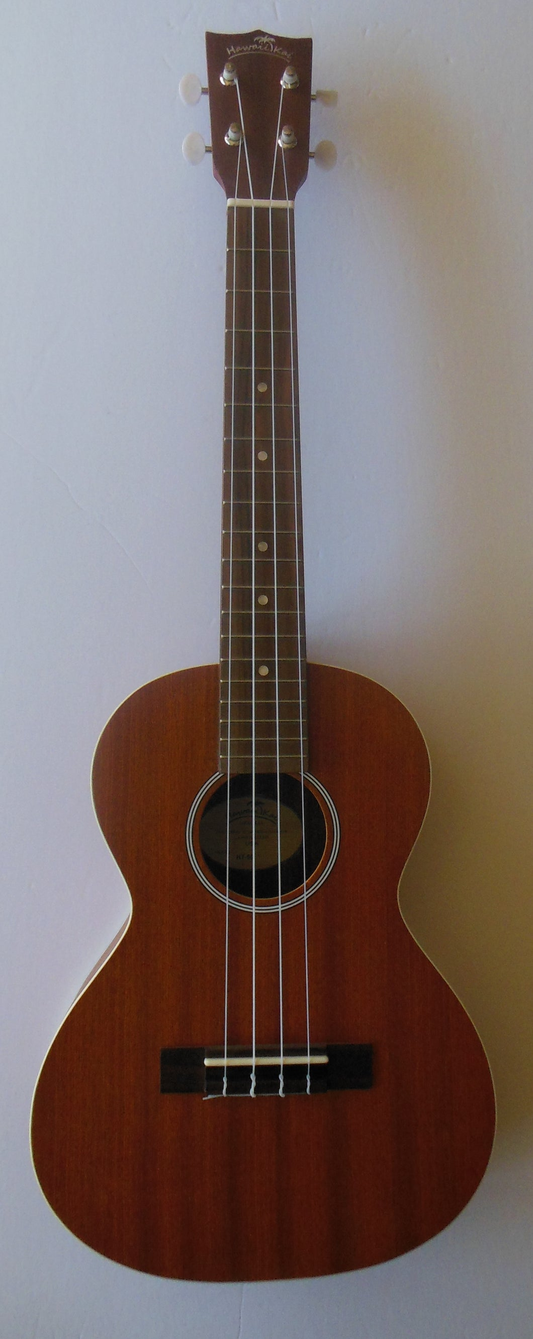 Hawaii Kai HT-50 Mahogany Tenor Ukulele w/ ABS Binding