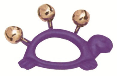 Purple Turtle Hand Bells