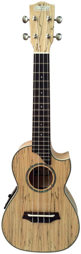 Makai LC-85SM Spalted Maple Concert Ukulele