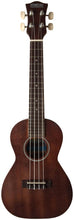 Load image into Gallery viewer, Makai Dark Matte Mahogany Concert Ukulele