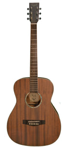 "Revival RG-26M Honduran Mahogany ""00"" Thin Body Guitar"