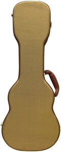 Armor Ukulele Hard Case, Tweed