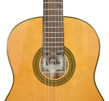 Load image into Gallery viewer, Verano VG-10 Spruce Mahogany Classical Guitar