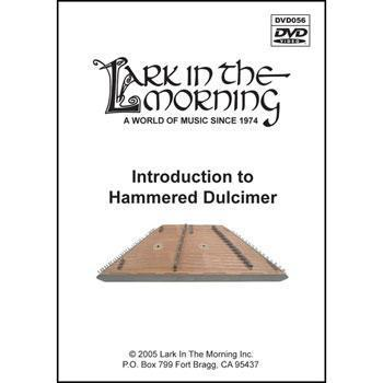 Media Introduction to Hammered Dulcimer DVD