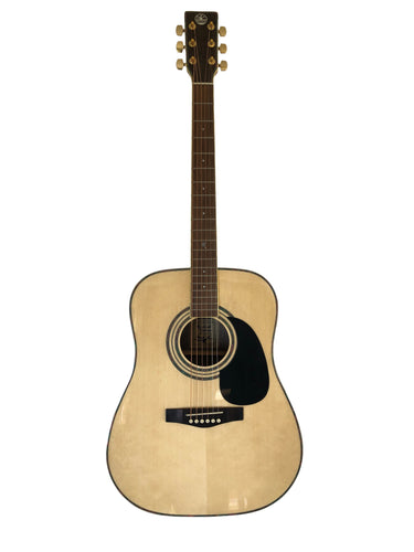 Revival RG-12 Spruce, Black Walnut Dreadnought Guitar