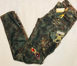 Robins Jean Camouflage Pants
