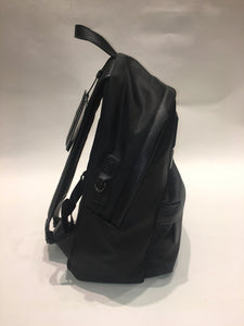 PHILIPP PLEIN P18A MBA0799 PXV002N BLACK BACKPACK size