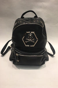 "A17A MBA0203 PXV064N ARIZONA""SCHOOL"" BLACK/NICKEL BACKPACK W/ PLEIN WRITTEN ON THE TOP. size"