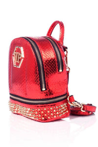 "F17A WBA0202 PLE074E ""EVELYN"" RED size"