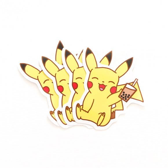 Boba Pal: Chu Sticker
