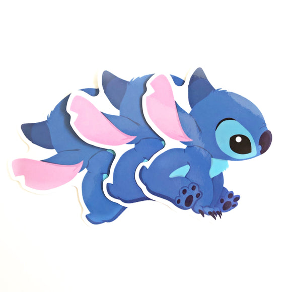 Experiment 626 Sticker