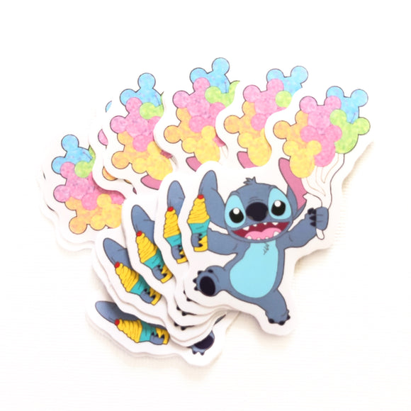 Balloon Stitch Sticker