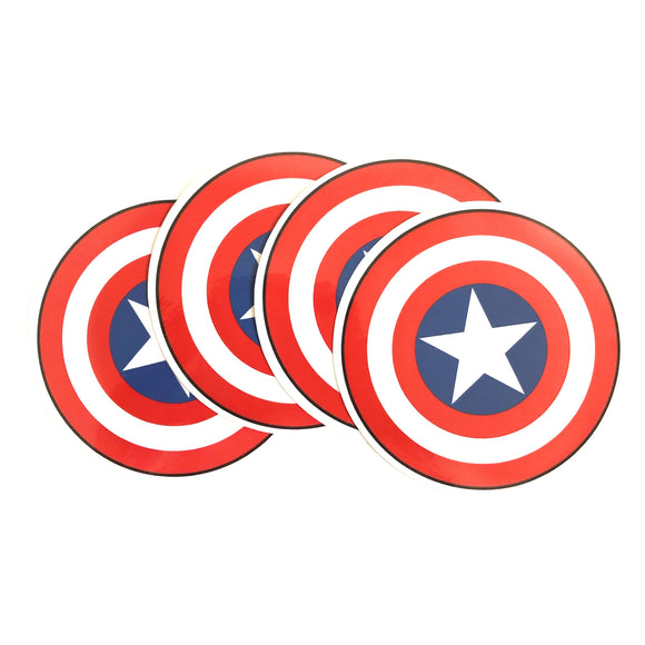 America's Shield Sticker