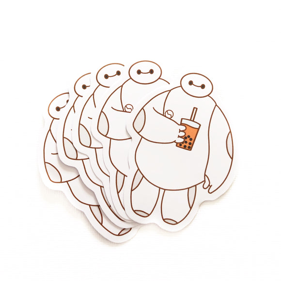 Boba Pal: Bay Sticker
