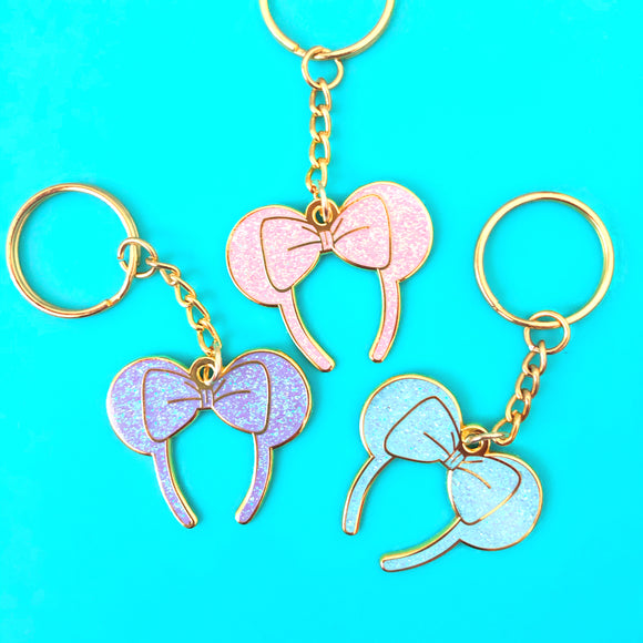 Mouse Ears Keychains